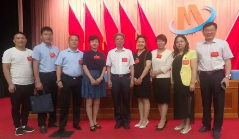 中天石化董事长高晓谋荣任安徽省总商会副会长