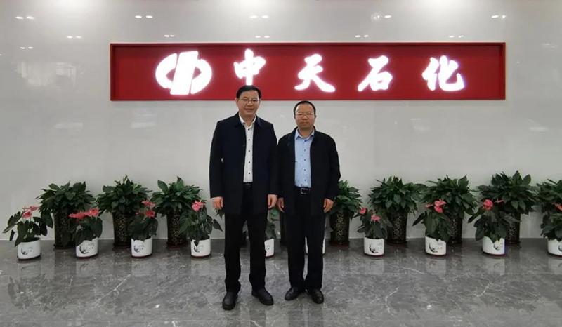 【一周回顾】中国石油化工科学研究院、中国润滑脂专业委员会等单位专家莅临我司考察指导工作